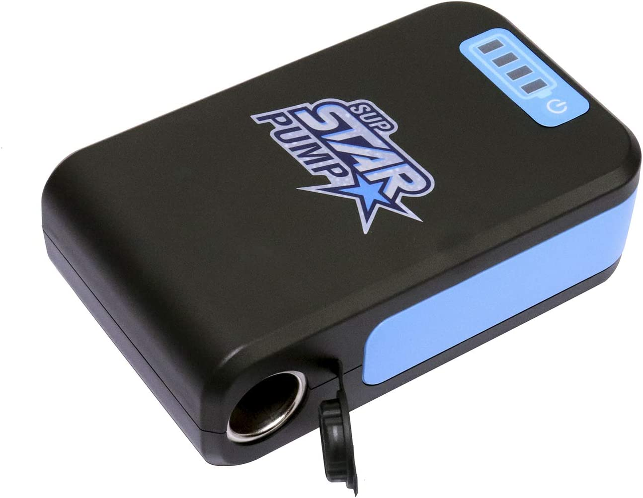 Star Pump 8 Sup Bomba 12v Super El/éctrico Bomba E-Pumpe con Bater/ía Powerbank