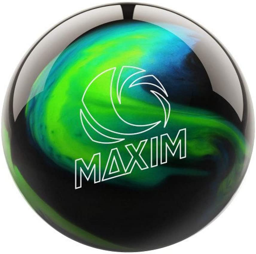 Ebonite Maxim Northern Lights Bowling Ball | Best Bowling Ball For League Play