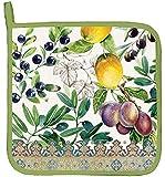 Michel Design Works Cotton Potholder, Tuscan Grove