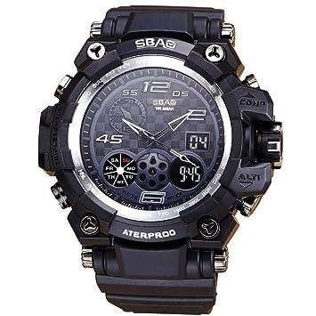 Amazon.com: XBKPLO Reloj deportivo para hombre, multifunción ...
