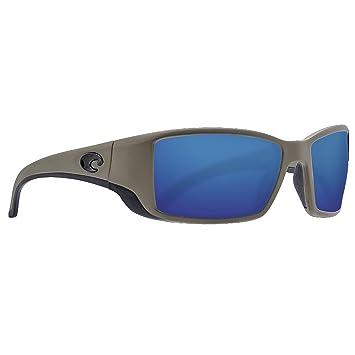 322fe9fd6018c Costa Del Mar Blackfin Sunglasses Moss   Blue Mirror 580Glass at ...