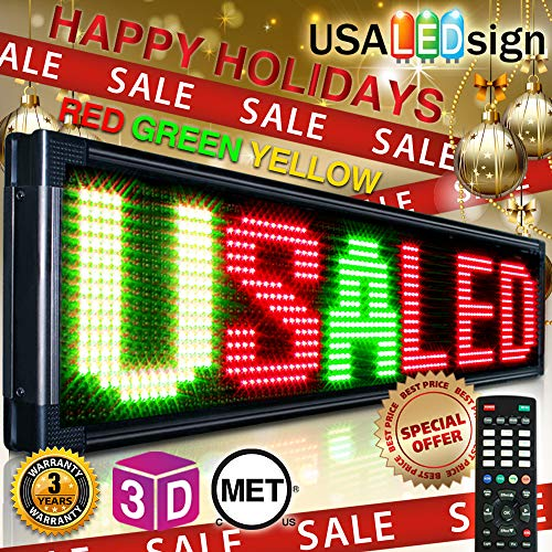 (LED SIGNS 78