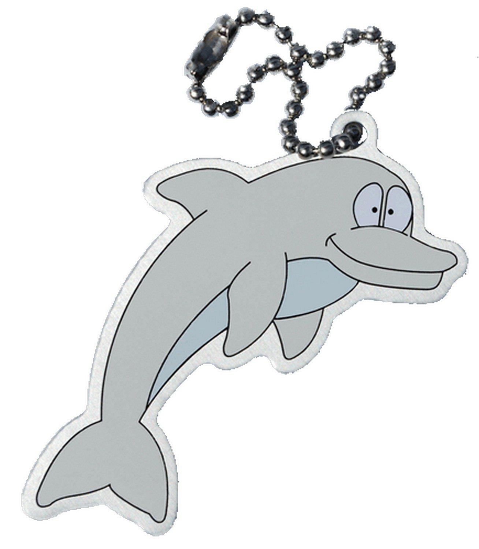 11028 mehrfarbig Travel Tag GEO-VERSAND Ashlie The Dolphin