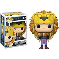 Funko Fgr-POP Harry Potter, Luna Lovegood w/ Lion Head
