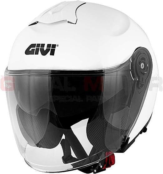 Casco Hombre Jet Planet Moto Givi Helmet Jet Talla Xl HX22BB91061