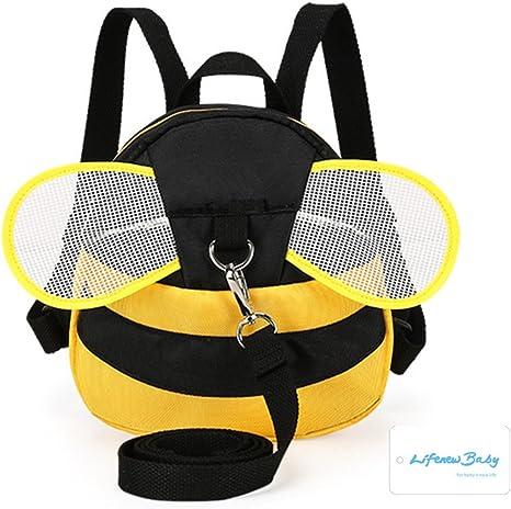 Mochila infantil con cinturón y arnés de seguridad, diseño de ...