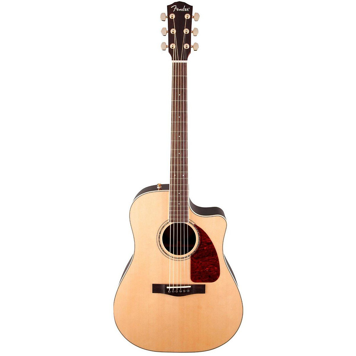 Fender guitarra eléctrica acústica cd-320asrwce: Amazon.es ...