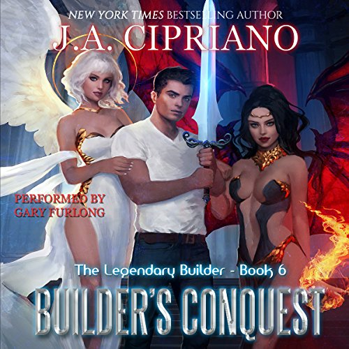 The Builders Conquest  The Legendary Builder  Book 6