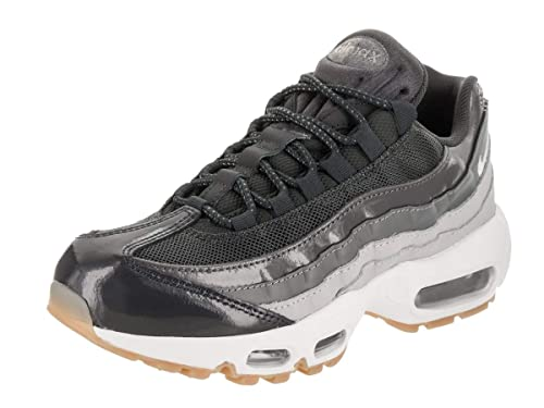 more photos 966a1 2990a Nike Women s Air Max 95 Anthracite White Wolf Grey Casual Shoe 6.5 Women US