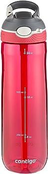Contigo Autospout Ashland 24oz Water Bottle (Sangria)
