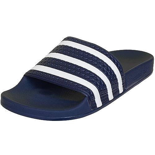adidas Sandali Uomo Blu Blu, Blu (Blu), 40.5