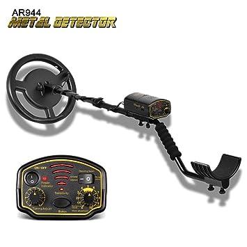 Buolo AR944 Detector de Metales Resistente al Agua DE 1,5 m de Profundidad y 2,5 m de Profundidad: Amazon.es: Hogar
