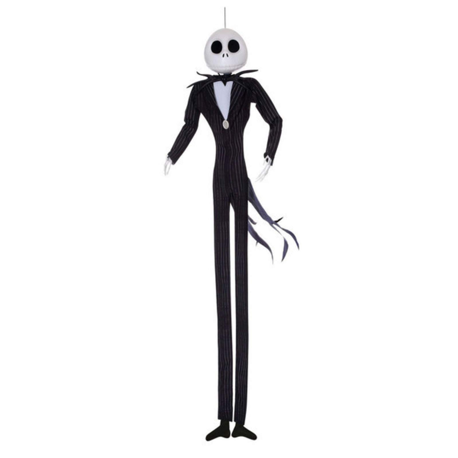 Disney The Nightmare Before Christmas Jack Skellington Full Size Posable Hanging Character Decoration by Disney