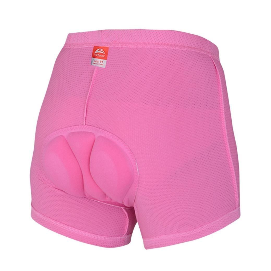 Culater® Women 3D GEL Padded Bicycle Bike Cycling Underwear Shorts Pants Comfortable Culater®DE12