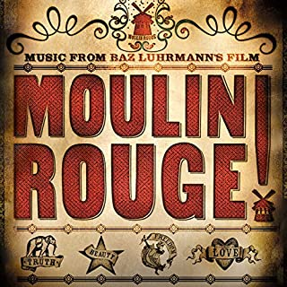 Moulin Rouge!- Music From Baz Luhrmann's Film [2 LP]