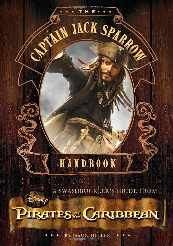 The Captain Jack Sparrow Handbook for sale  Delivered anywhere in USA