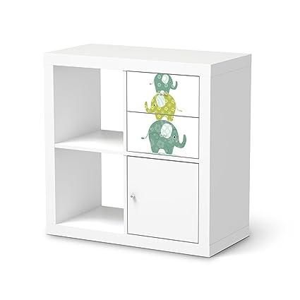 De la juventud de las habitaciones de accesorios para IKEA kallax ...