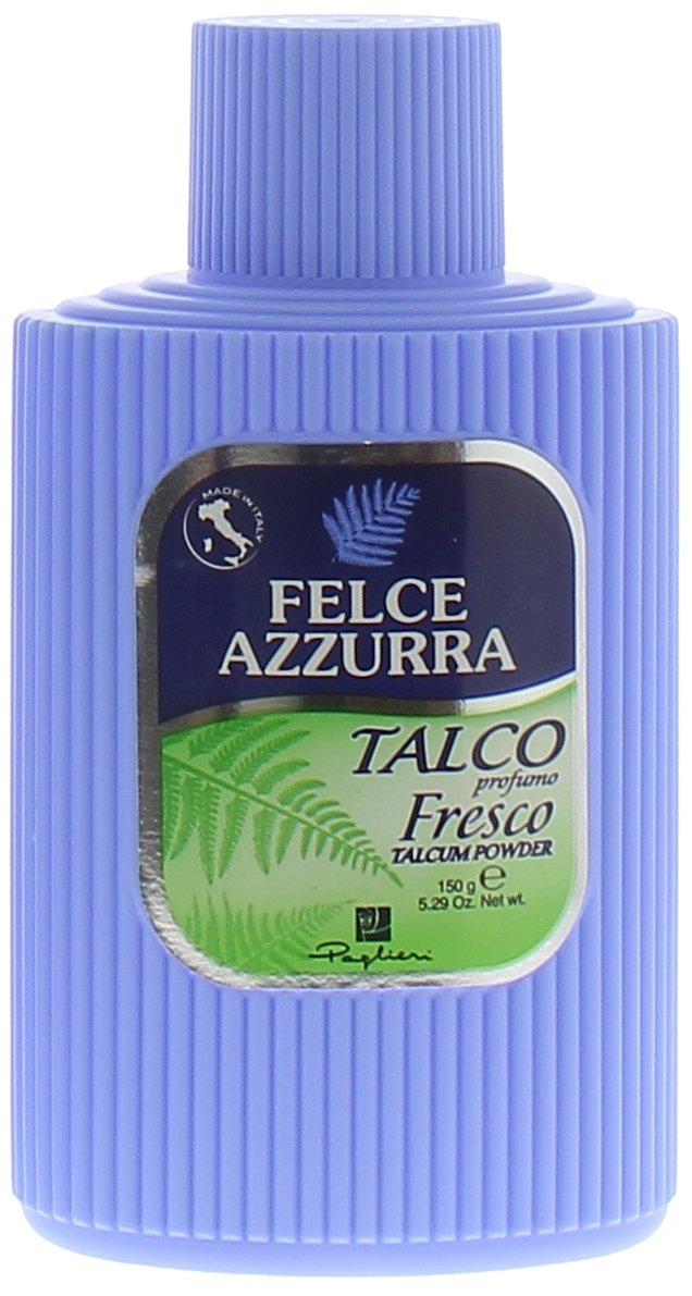 Felce Azzurra - Talco Barattolo Fresco, 150g Paglieri Italy