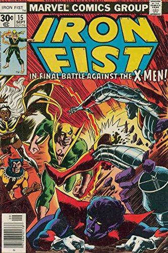 iron fist 15 - 1