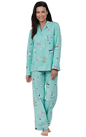 b822b2bcf9 PajamaGram Pajama Sets Women Love - Soft Womens Sleepwear Set. Roll over  image to ...