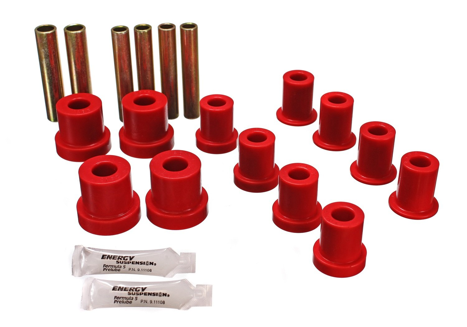 Energy Suspension 3.2112R A.M Front Spring Bushing for GM 4X