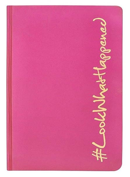 Look What Haped #LWH - Agenda (160 páginas), color rosa ...