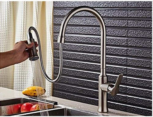 Diongrdk Kitchen Sink Taps Vegetable Pots Cold and Hot Faucets Kitchen Dishes Hot and Cold Water Faucets.
