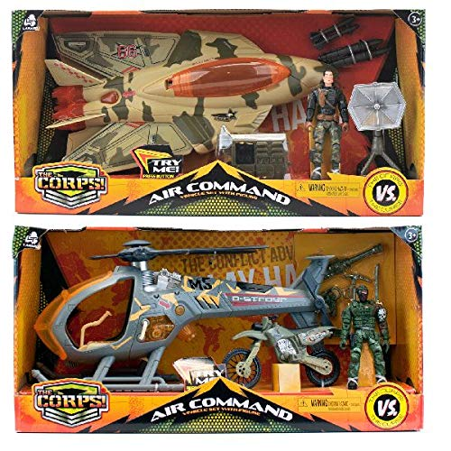 Total Soldier Toys - Total Soldier Storm Strike