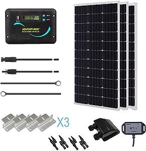 9 Best 300 Watt Solar Panel Reviews You Can Buy in 2021! 1