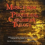 : Music From The Pirates Of The Caribbean Trilogy