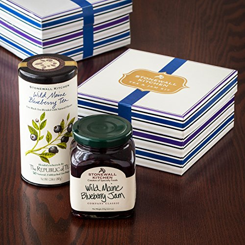 Stonewall Kitchen Wild Maine Blueberry Tea Gift