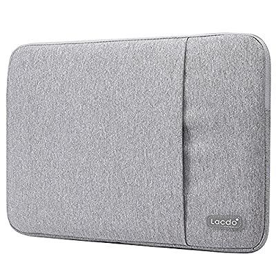 Lacdo 11-15 Inch Water Repellent Fabric Laptop Sleeve Case Bag For Macbook Air Pro