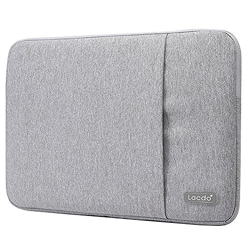 (Lacdo 13 Inch Waterproof Fabric Laptop Sleeve Case for Apple Macbook Air 13