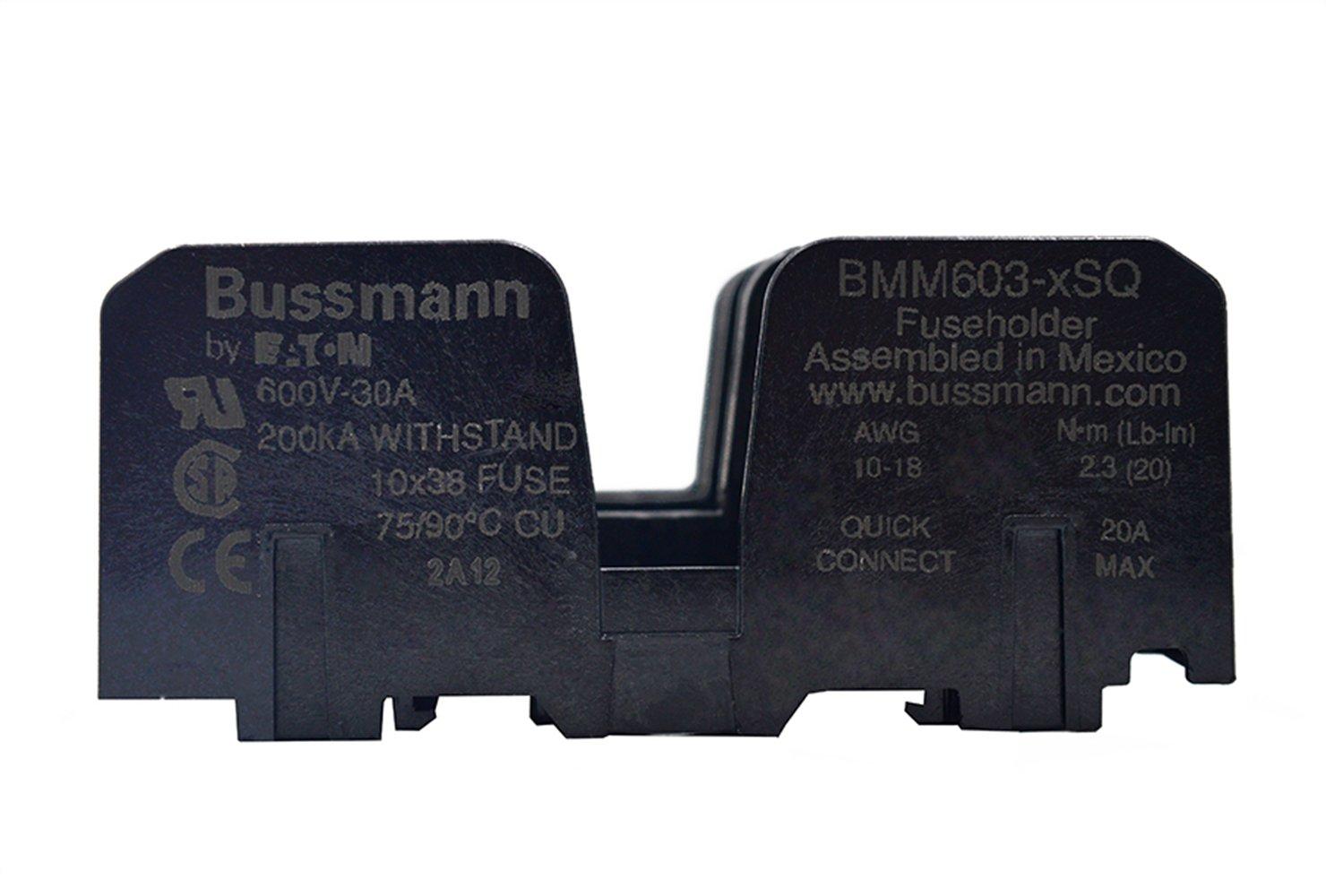 Buss Tcf30 Cubefuse Rk5 Fuse Holder In Box Cooper Bussmann Block A Pole Industrial Scientific 1480x1000