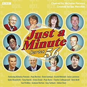 Just A Minute: Complete Series 56 Radio/TV Program