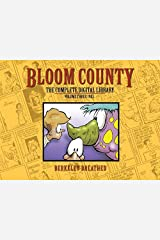 Bloom County Digital Library Vol. 3 (Bloom County- The Complete Library) Kindle Edition