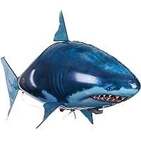 SHUTAO Control Remoto Inflable tiburón Bola de Juguete
