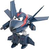 Giochi Preziosi Super Wings Personaggio Trasformabile Articolato, 12 cm, Chase