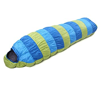 XGHW Bolsas de Dormir de Momia for Adultos All Seasons Camping ...