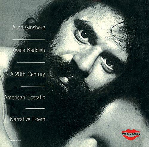 Reads Kaddish - 20th Century American Ecstatic Narrative Poem (Limited Red Vinyl Edition)