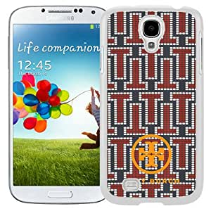 Tory Burch White Best Sale Fantastic Samsung Galaxy S4 Cover Case