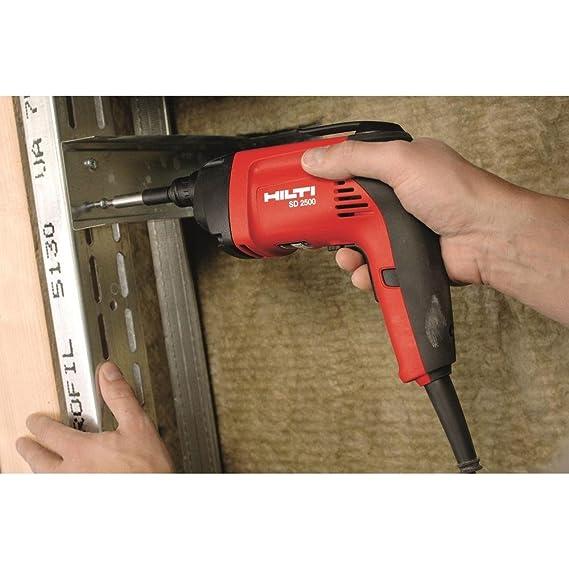 Amazon.com: HILTI 00285703 2500 Heavy Duty SD destornillador ...