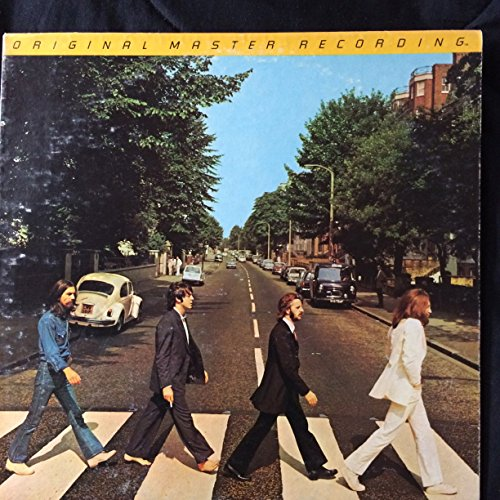 Original album cover of Abby Road by The Beatles