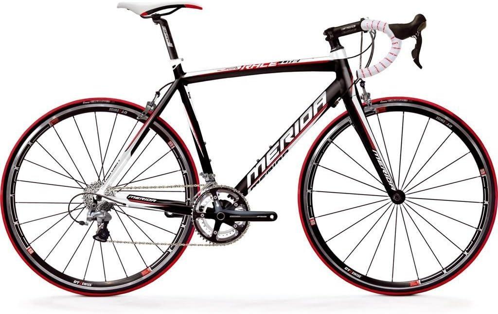 Merida - Bicicleta de carretera (20 velocidades) , talla 54 cm: Amazon.es: Deportes y aire libre