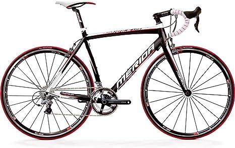 Merida - Bicicleta de carretera (20 velocidades) , talla 54 cm ...