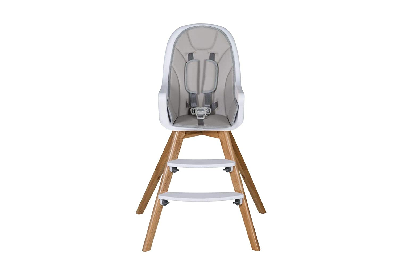 Schardt Hochstuhl Holly inkl Sitzkissen mint zum Stuhl umbaubar