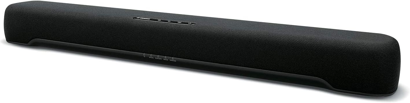 Yamaha SR-C20A Compact Sound Bar with Built-in Subwoofer and Bluetooth