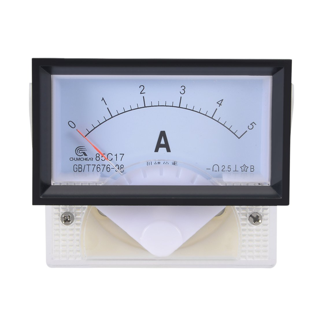 Uxcell Digital Dc Voltmeter Ammeter 0 999v 10a Measuring Current Wiring Tester With 5 Wires