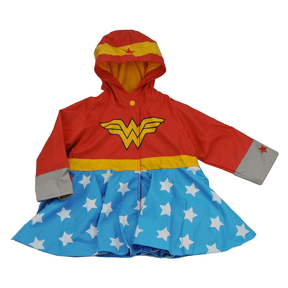18e7424d Western Chief Girls Kids Wonder Woman Rain Coat