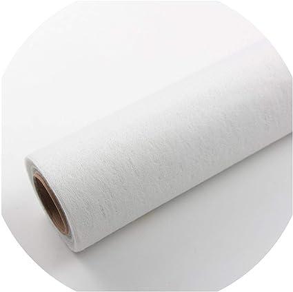 Rollo de papel de algodón coreano de 60 cm x 10 yardas para envolver flores, materiales de embalaje de papel de regalo de Navidad, papel, A, talla única: Amazon.es: Oficina y papelería